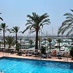 Mooiste steden op Spaanse eilanden, Tryp Palma Bellver Hotel