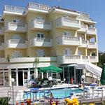 Rondje langs Kroatische meren, Hotel Conte