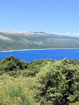 Rondje langs Kroatische meren, Vransko Jezero Meer
