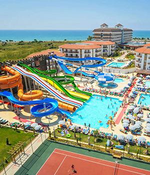 turkije all in resort