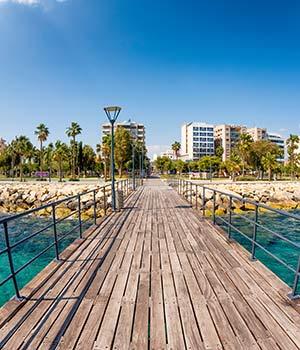 Badplaatsen Cyprus, Limassol
