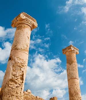 Badplaatsen Cyprus: Paphos
