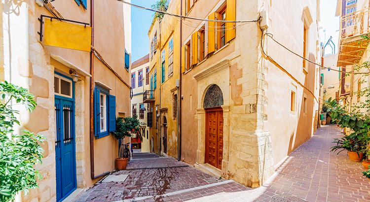 Doen op Kreta: Chania