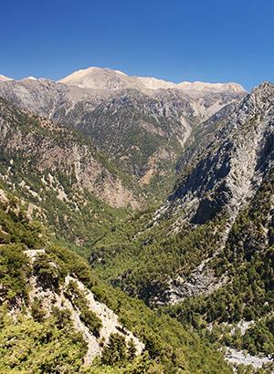 Doen op Kreta: Samaria kloof