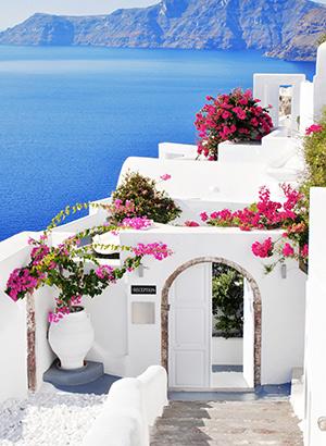 Dorpjes Santorini, Oia