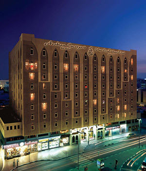 Historisch Dubai: hotels