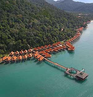Luxe hotels Maleisië: Berjaya Langkawi Resort