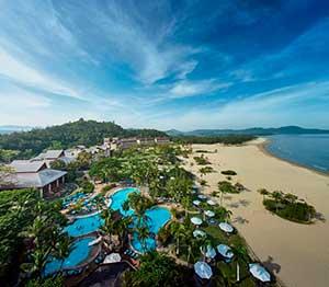 Luxe hotels Maleisie: Shangri La's Rasa Ria Resort & Spa