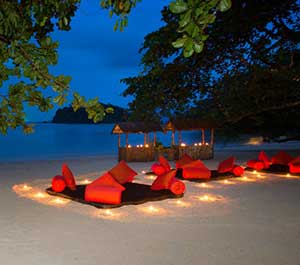 Luxe hotels Maleisië: The Andaman Resort