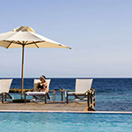 Tropische vakantiebestemmingen: Curacao, Avila Beach Hotel