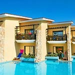 Badplaatsen Cyprus: Ayia Napa, Family Life Aeneas Resort by Atlantica
