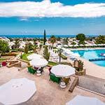 Badplaatsen Cyprus; Kyrenia, The Olive Tree Hotel