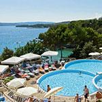 Kroatische eilanden, Krk, Valamar Koralj