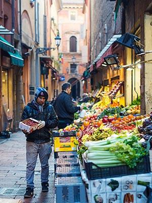 Italiaanse steden, Bologna