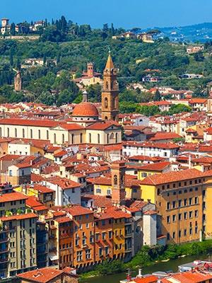Italiaanse steden, Florence