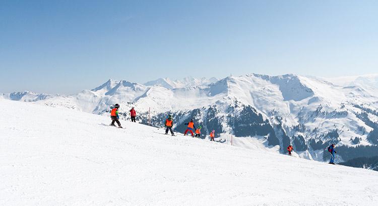Kilometers sneeuw vreten? Ga naar Saalbach-Hinterglemm