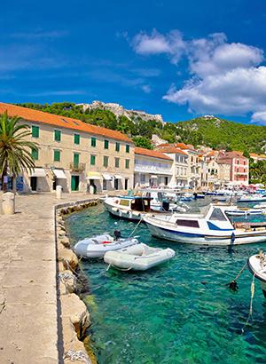 Kroatische eilanden, Hvar