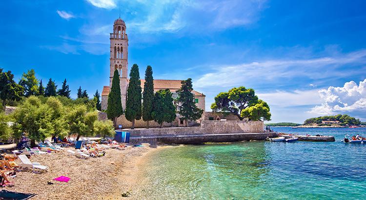 Kroatische eilanden