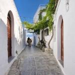 Lindos, het witte stadje van Rhodos