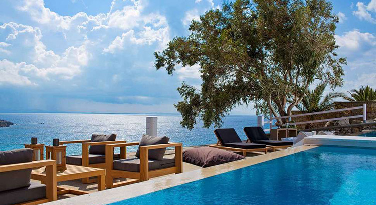 Luxe hotels Middellandse Zee