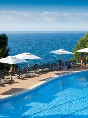 Mooiste hotels Costa Brava, Silken Park Hotel San Jorge