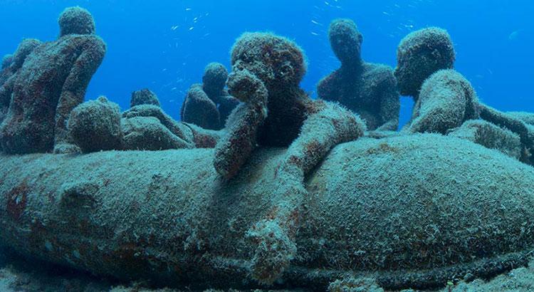 Onderwatermuseum Lanzarote