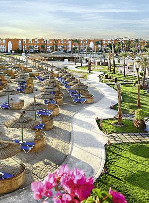 Redenen vakantie Egypte: hotels
