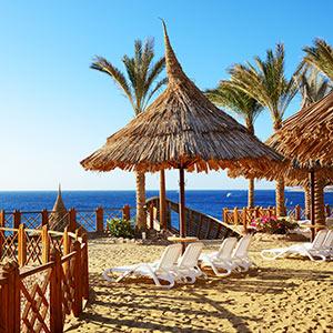 Redenen vakantie Egypte: luxe