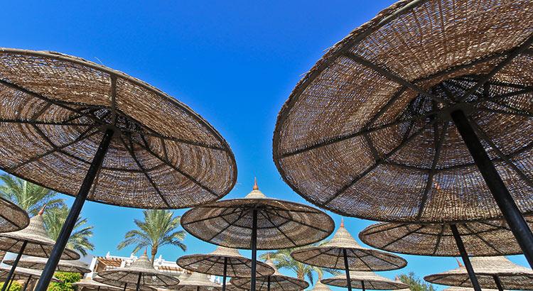 Redenen vakantie Egypte