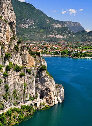 Rondje Italiaanse meren; Gardameer