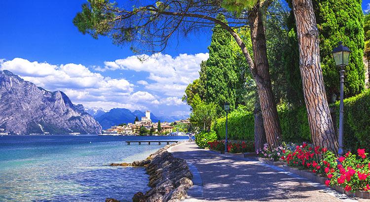 Rondje Italiaanse meren