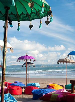 Tropische vakantibestemmingen Bali
