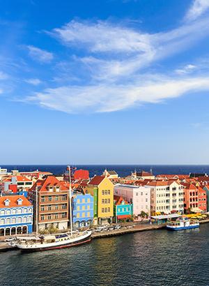 Tropische vakantiebestemmingen: Curacao