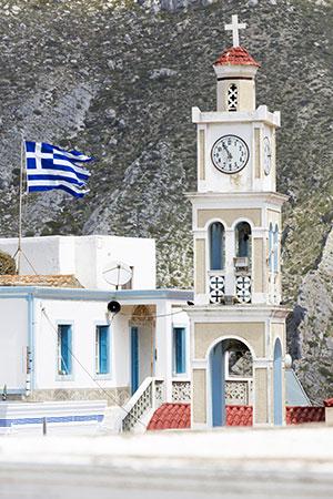 Vakantie Karpathos: Olympos