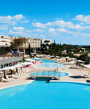 Vakantie Rovinj, Island Hotel Istra