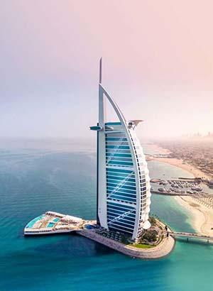Wat te doen in Dubai: hotels