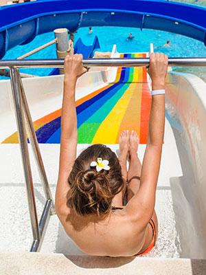 Aquapark Spanje