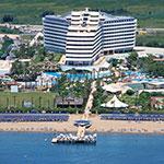 Antalya, Turkije, Titanic Beach Resort