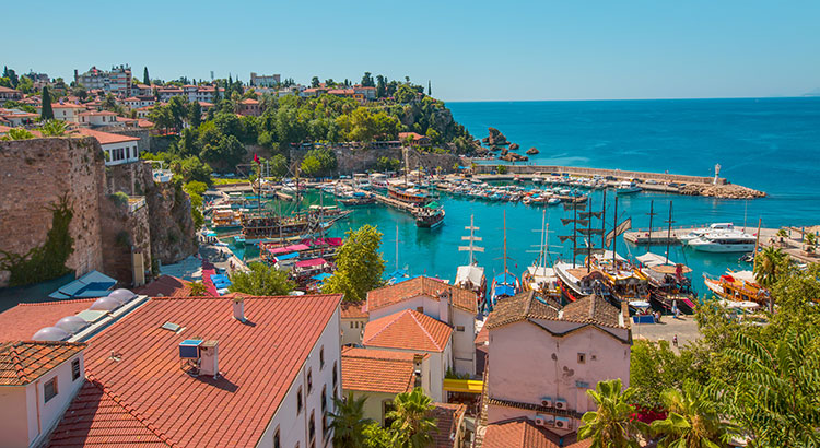 Antalya, Turkije