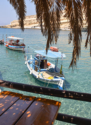 Doen op Kreta: Matala Beach