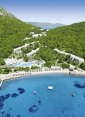 Vijfsterren hotels Turkije, Hapimag Sea Garden Village