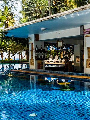Vakantie Koh Tao, Koh Tao Montra Resort & Spa
