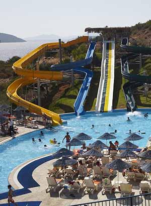 Vijfsterren hotels Turkije, Bodrum Holiday Resort & Spa