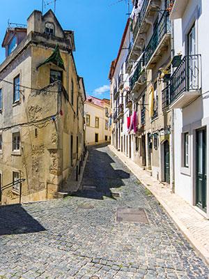 Ontdek authentiek Alfama, Lissabon