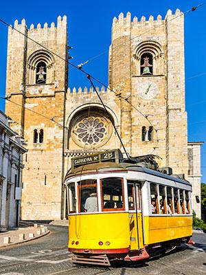 Bezienswaardigheden Lissabon, Tram 28