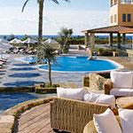 Mooiste stranden Cyrus, Coral Thalassa Hotel