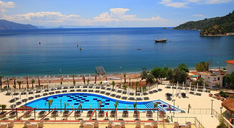 Vijfsterren hotels Turkije