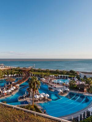 Vijfsterren hotels Turkije, Sherwood Dreams Resort