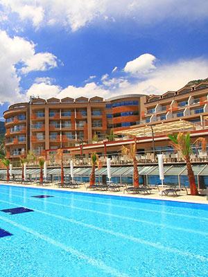 Vijfsterren hotels Turkije, Turunc Premium Hotel