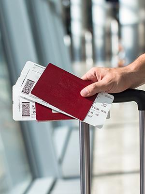 Boardingpass niet delen op social media